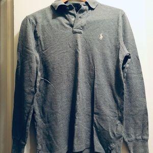 Ralph Lauren Classic Fit Long Sleeve Polo